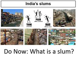 Dharavi Slum Growth