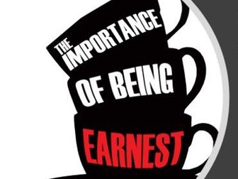 A Level: (4) The Importance of Being Earnest - Act 2 Part 2