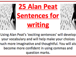 Alan Peat Sentences