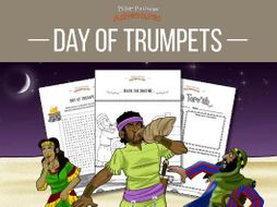Day of Trumpets (Yom Teruah) Activity Book