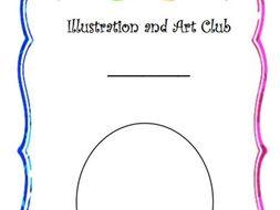 6 week Art club for KS1