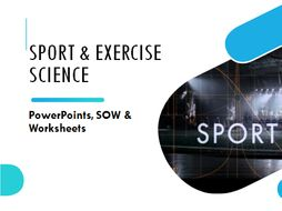 L3 BTEC Sports Science: 6 Sports Coaching (2016) (Full unit with PowerPoint, worksheets & Unit Plan)