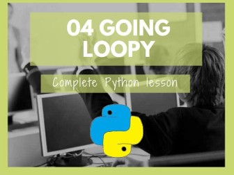 Python Loops and Iteration