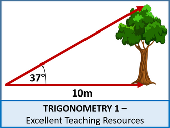 Geometry: Trigonometry 1 - An Introduction to Trig