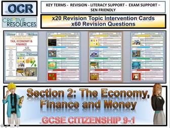 Economy Money & Finance  Revision