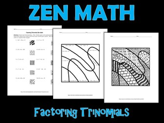 Maths Worksheets Nz Pdf Search Tes Resources Conservation Of Mass Worksheet Answers Word with Horticulture Worksheets Pdf Factoring Trinomials Zen Math Two Digit By One Digit Multiplication Worksheets