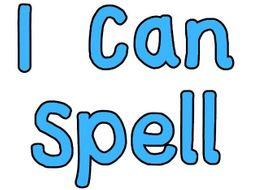 I Can Spell NC Year 3 Sample (23 weeks x 10 spellings)