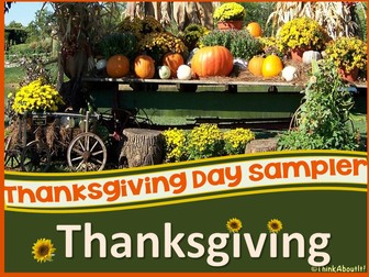 Thanksgiving: Thanksgiving Day Sampler