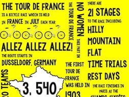 Tour de France Bundle **now updated for 2018**