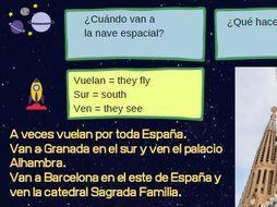 Cuentitos Fantásticos 1 Spanish Story