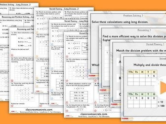 Year 6 Long Division 2 Autumn Block 2 Step 6 Lesson Pack