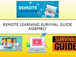 Remote Learning Survival Guide Assembly