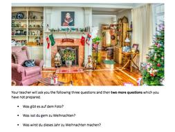 german christmas gcse style activities teaching resources. Black Bedroom Furniture Sets. Home Design Ideas