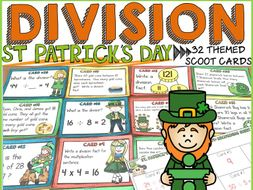 ST PATRICK'S DAY DIVISION SCOOT