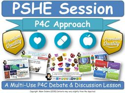 Jobs, Careers & Work PSHE Session [P4C PSHE] (Career, Automation, Employment) (PSE, SPHE, PSED)