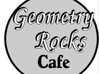 Geometry Rocks-bulletin board