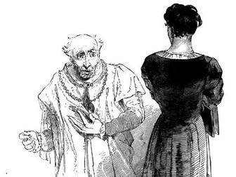 Hamlet (IB Shakespeare) - Act 2, Scenes 1-2 - Polonius as Fool + ...