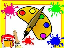 Bundle of 6 ppt to teach preschoolers about colours