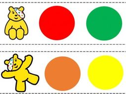 Pudsey Bear activities
