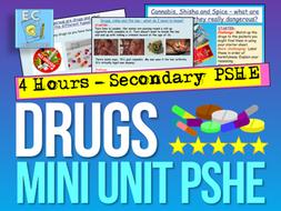 Drugs PSHE