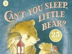 Can't You Sleep Little Bear? Reading Comprehension Questions