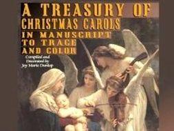 A Treasury of Christmas Carols in Manu