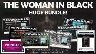 The Woman in Black Huge Bundle!