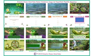 Flying-Frogs-Spanish-PowerPoint-Game-TEMPLATE.pptx
