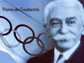 A LEVEL OCR PE Modern Olympics