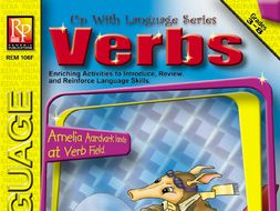 Verbs: Up With Language Series
