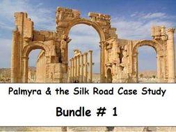 Palmyra & The Silk Road Case Study Bundle 1