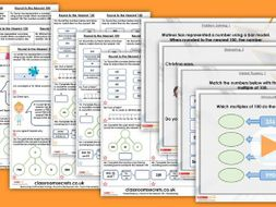 Year 3/4 Mixed Age Autumn Block 1 Step 13 Maths Lesson Pack