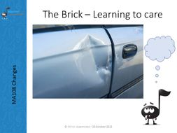 The Brick - learning to Care. For Years 2-6