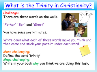 The Trinity: Christianity