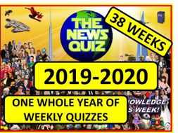CURRENT WEEK WHOLE YEAR 2019-2020 QUIZZES FILE