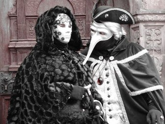Romeo + Juliet: Functional Skills -Entry Level 1 Reading - Masked Ball Etiquette
