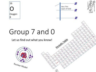Atomic Structure and Periodic Table Revision Pack AQA 2019
