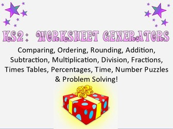 Present Perfect Or Past Simple Worksheet Excel Ks Short Division  Worksheet Generator By Mrajlong  Teaching  Compass Points Worksheets Excel with Gcse English Worksheets Pdf Ks Worksheet Generators Colors Worksheet