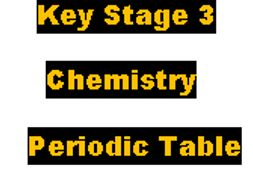 end of unit test on the periodic table - Periodic Table Unit Test