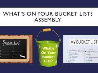 Bucket List Assembly