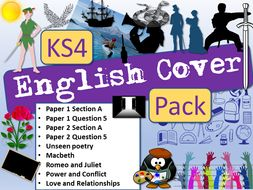 English Cover Work