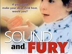 """""""Sound and Fury"""" Discussion Questions"""