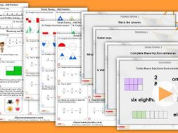 Year 2/3 Mixed Age Summer Block 2 Step 3 Maths Lesson Pack