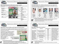 Daily Mirror GCSE Media Studies (9-1) Newspaper CSP
