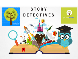 Story Detectives: Reading Comprehension - Embla the Bunny