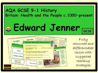 Edward Jenner and smallpox