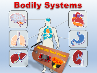 Science - Human Body Systems. FREE!!! Enter code: FREERESOURCE @ checkout!!