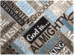 God - Christian Monotheism - Qualities of God