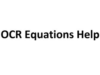 GCSE OCR Physics: P1 Matter Full scheme by srshaw89