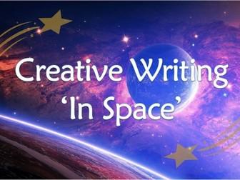 Creative Writing - Space
